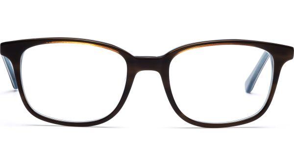 Alinga 4918 braun/türkis von Lennox Eyewear