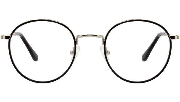 Teagan 4821 black/silver von Lennox Eyewear