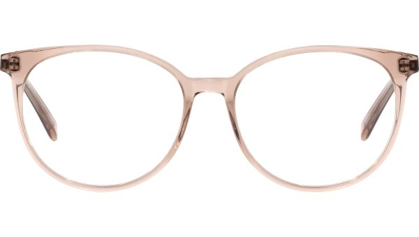 Wynne 5315 honey transparent von Lennox Eyewear