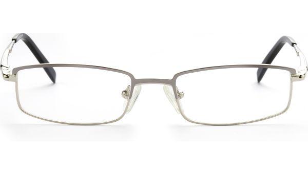 Azyno silber von Lennox Eyewear