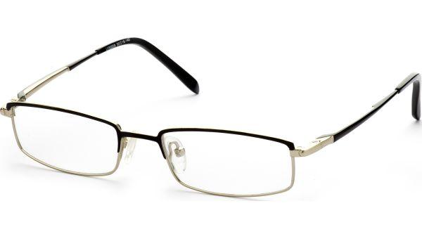 Azyno schwarz/silber von Lennox Eyewear