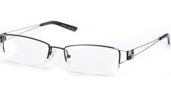 Sina schwarz von Lennox Eyewear