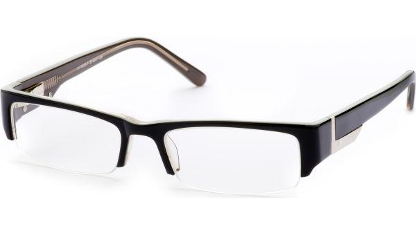 Kiro schwarz/grau von Lennox Eyewear