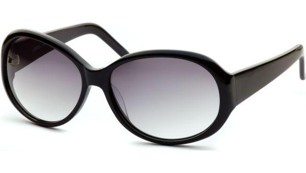 Chima schwarz von Lennox Eyewear