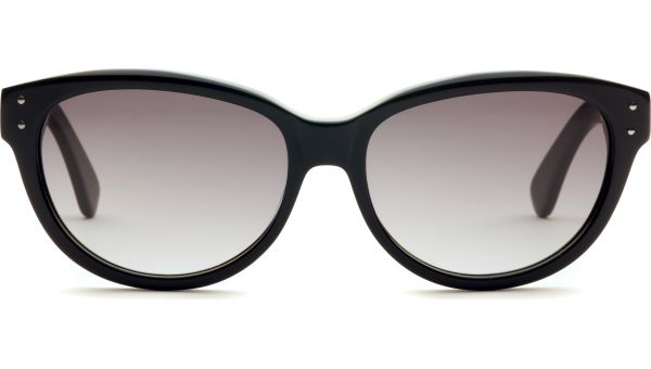 Thulile schwarz von Lennox Eyewear