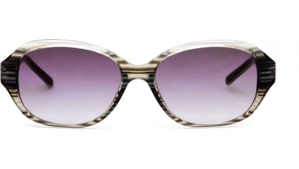 Shira schwarz/transparent von Lennox Eyewear