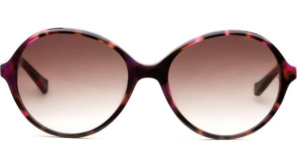 Amaka schwarz/rosa von Lennox Eyewear