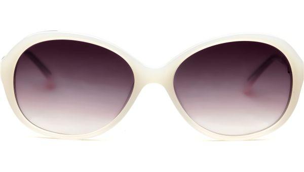 Velia weiß/braun von Lennox Eyewear