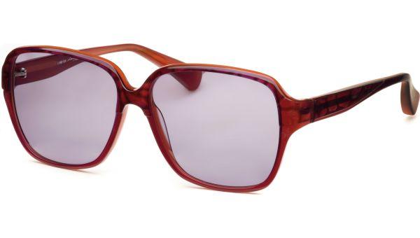 Afia rot von Lennox Eyewear