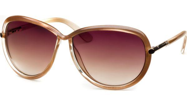 Amadi braun/gold von Lennox Eyewear
