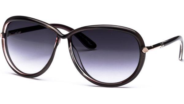 Amadi 6113 braun/rot von Lennox Eyewear