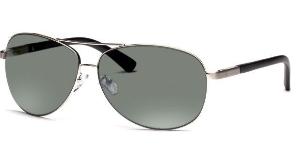 Vikra 6213 silber/schwarz von Lennox Eyewear