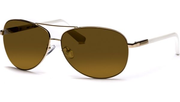 Vikra 6213 gold/weiß von Lennox Eyewear