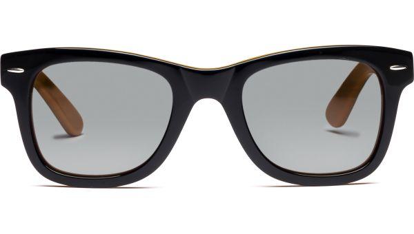 Yendra 5022 schwarz/braun/orange von Lennox Eyewear
