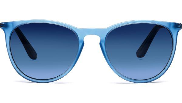 Hatoke 5520 blau, Verlaufsgläser, CAT 3 von Lennox Eyewear