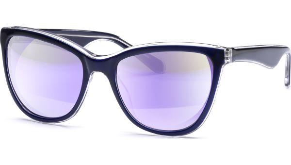 Rakel 5418 dunkelblau/transparent von Lennox Eyewear
