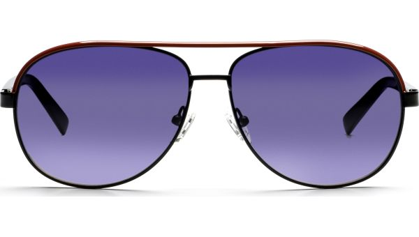 Andrus 5913 schwarz/rot von Lennox Eyewear