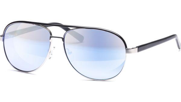 Andrus 5913 silber/schwarz von Lennox Eyewear