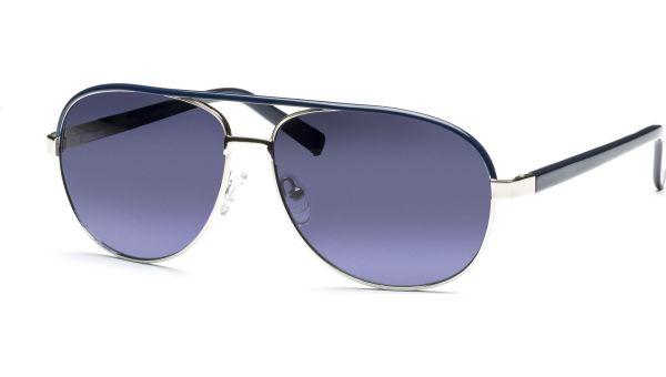 Andrus 5913 silber/dunkelblau von Lennox Eyewear