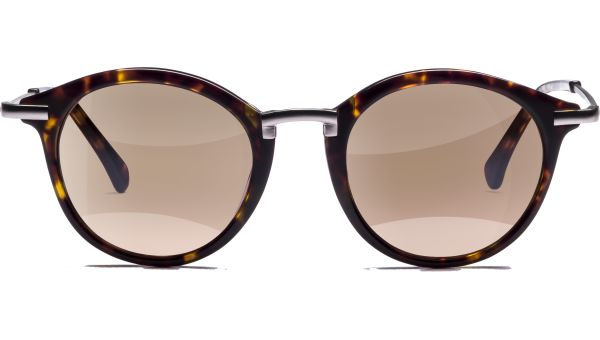 Talvi 4821 demi-braun/grau, Verspiegelt, CAT 3 von Lennox Eyewear