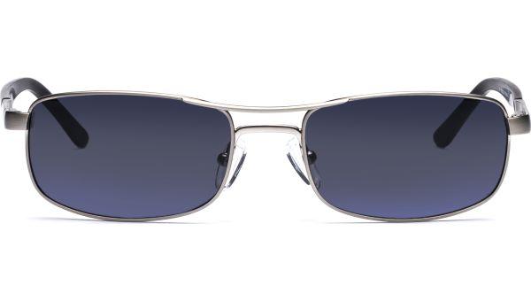Harri 5317 silber/schwarz von Lennox Eyewear