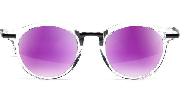Talvi 4821 transparent/grau, Verspiegelt, CAT 3 von Lennox Eyewear