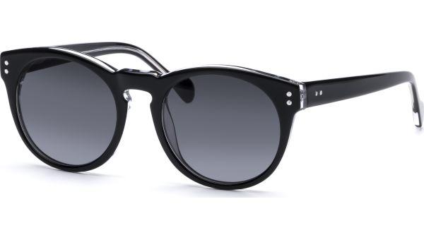 Lian 5019 schwarz/transparent von Lennox Eyewear