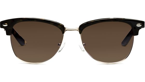 Elvar 5317 demi/gold, CAT 3 von Lennox Eyewear