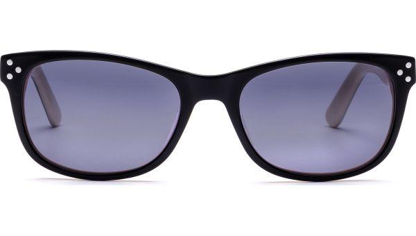 Furaha 5218 schwarz/beige von Lennox Eyewear