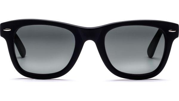 Yendra 5023 matt schwarz von Lennox Eyewear