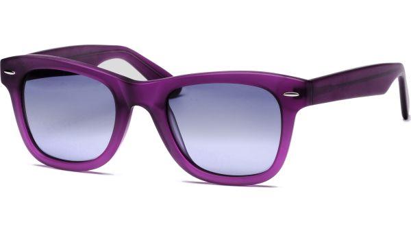 Yendra 5023 matt pink transparent von Lennox Eyewear