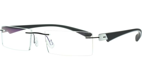 Caravelli 104 5118 Black/White von Glasses Direct
