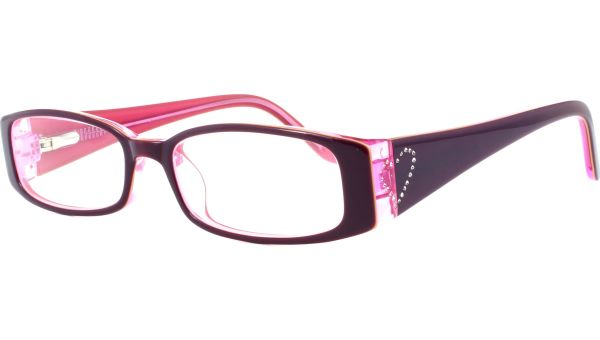 Heartbeat 5117 Purple von Glasses Direct