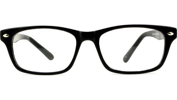 Oscar 5117 Black von Glasses Direct