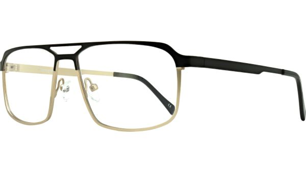 Noah 5614 Black / Gold von Harrington