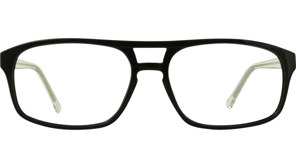 Carl5816 Black / Crystal von Glasses Direct