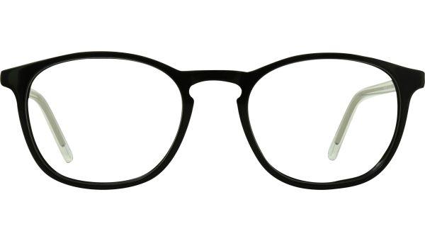 Whitley5019 Black / Crystal von Glasses Direct