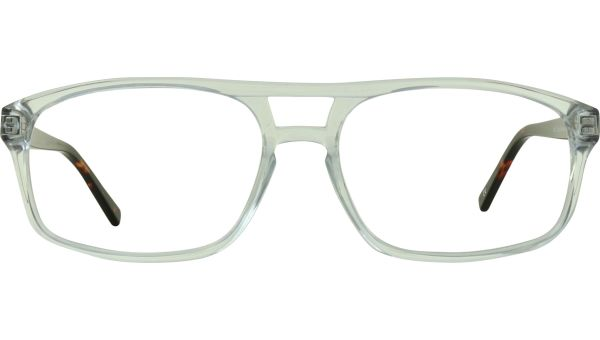 Carl5816 Clear Tortoise von Glasses Direct