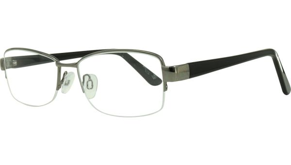 Dixie5416 Gunmetal / Black von Glasses Direct