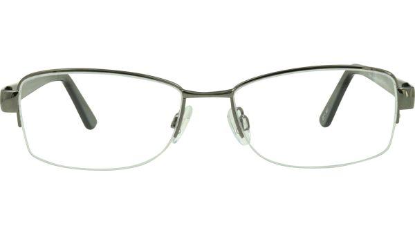 Dixie5416 Gunmetal / Black von Glasses Direct