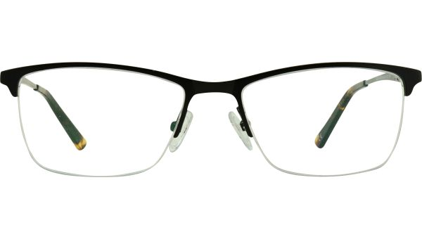 Elise5217 Matte Black von Glasses Direct