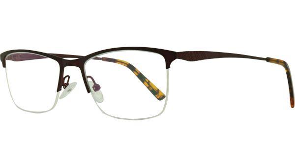 Elise5217 Matte Brown von Glasses Direct