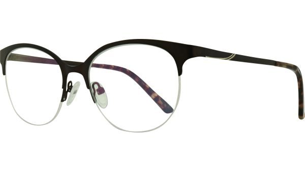 Scarlett5117 Matte Brown von Glasses Direct