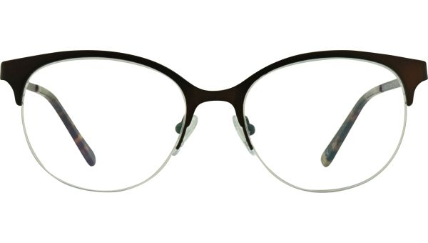 Scarlett5117 Matte Brown von Glasses Direct
