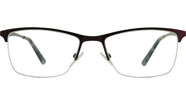 Elise5217 Matte Purple von Glasses Direct