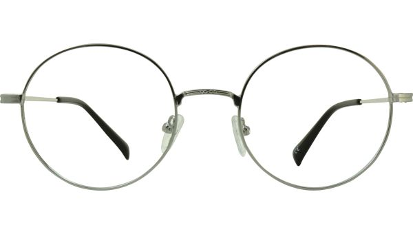 Everly5120 Shiny Silver von Glasses Direct