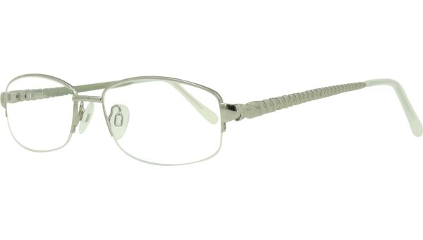 Lulu5316 Silver von Glasses Direct