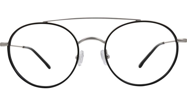 Belmore5120 Black / Silver von London Retro