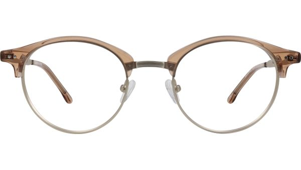 Bramwell4720 Brown Crystal von London Retro