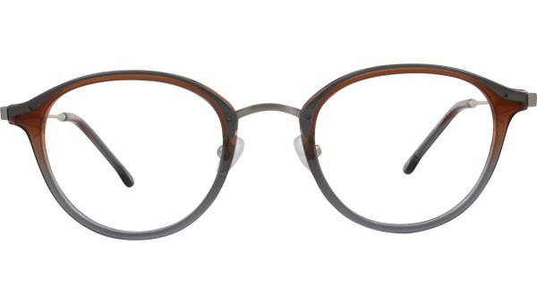 Richmond4822 Silver / Brown von London Retro